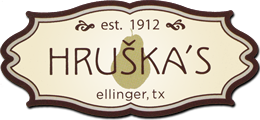 Hruska's Bakery Logo